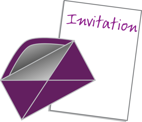 invitation clipart png - photo #1
