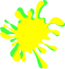 Green Yellow Clip Art