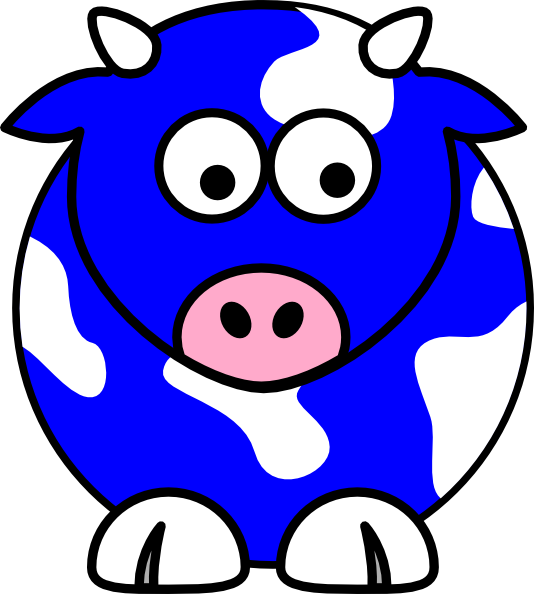 clipart cow pictures - photo #38