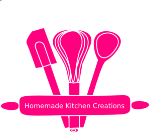 Homemade Kitchen Creations Clip Art