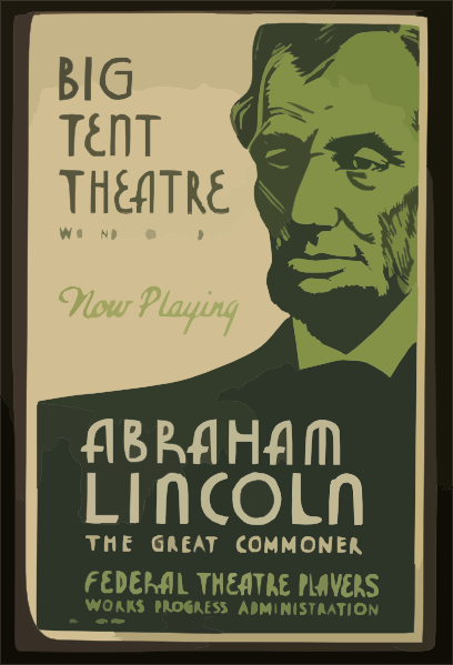 theater curtain clip art. Big Tent Theatre - Now Playing