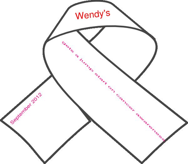 breast cancer ribbon b w clip art at clker com vector Lymphoma Cancer Ribbon Clip Art Ovarian Cancer Team Shirts