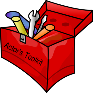 Actor Toolkit Clip Art