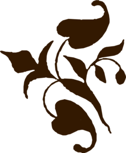 Brown Leaves Clip Art