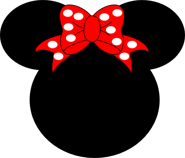 Minnie Mouse de bebé vectores - Imagui