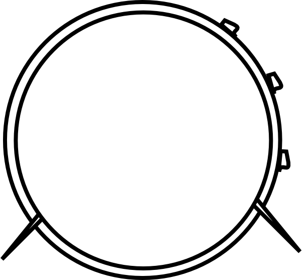 Bass Drum Clip Art at Clker.com - vector clip art online ...