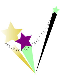 Reach For The Stars2 Clip Art