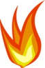 Mini Fire 2 Clip Art
