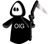 Death By Oig Clip Art