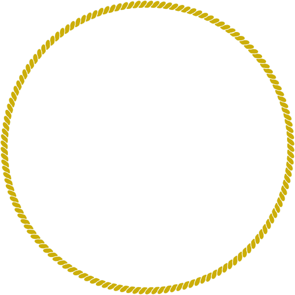 clipart rope border circle - photo #5
