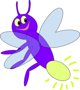my purple firefly clip art at clker com vector clip art online rh clker com firefly insect clipart firefly clipart png
