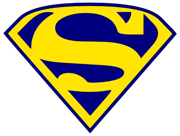 Wildcats Superman Logo Clip Art At Clker Vector Clip Art