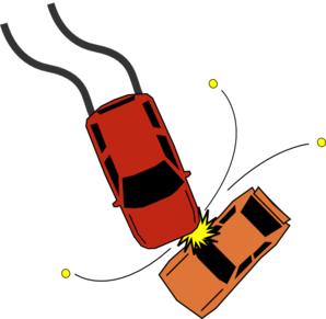 Car Accident Collision Clip Art