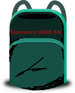 Grab Bag Clip Art