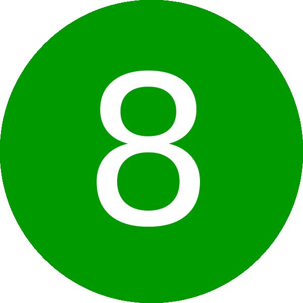 Resultado de imagem para round numbers 8