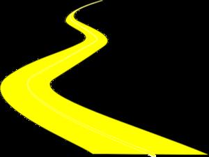 Curved Road Clip Art at Clker.com - vector clip art online ...