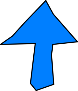 Up Arrow Clip Art