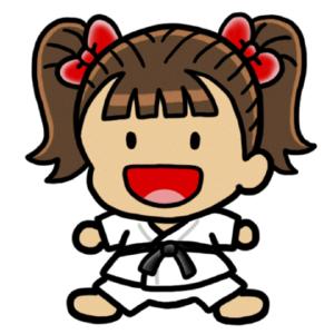 girl karate character clip art at clker com vector clip art online rh clker com characters clip art characters clip art