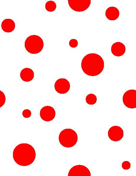 Polka Dots Clip Ar...