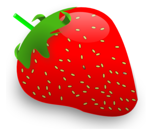 Strawberry 22 Clip Art