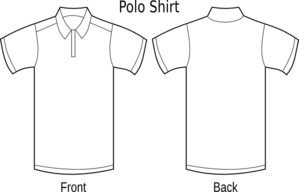 Shirt For Makrab Clip Art