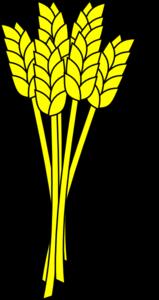 Wheat Clip Art At Clker Com Vector Clip Art Online