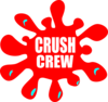 Crush Crew Clip Art