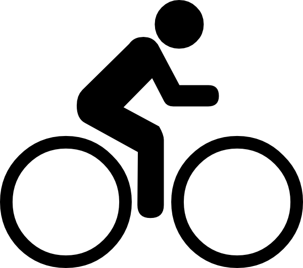 Bike Graphic Clip Art at Clker.com - vector clip art online, royalty ...