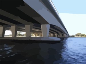 Bridge 3 Clip Art