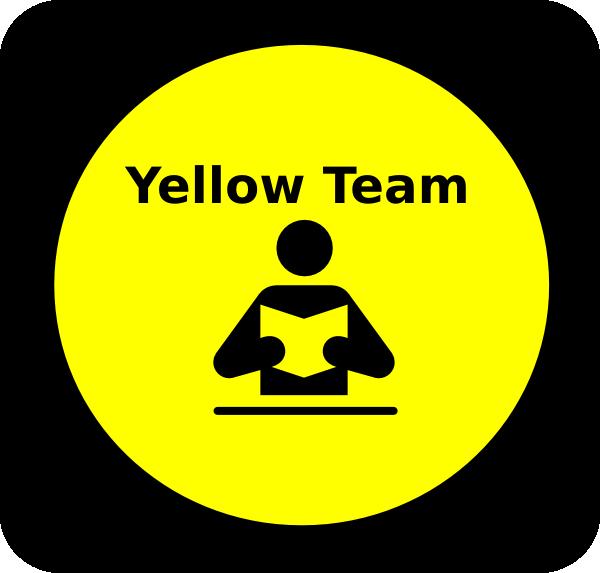 5ae91fca5c0b Yellow Team Clip Art at Clker.com - vector clip art online