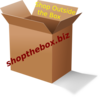 Shop Outside The Box Clip Art