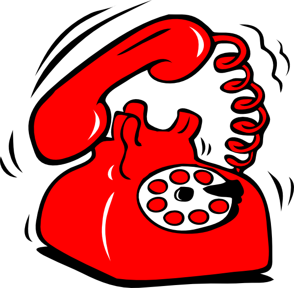 red phone clip art at clker com vector clip art online royalty rh clker com clip art telephone operator clipart telephone prayer