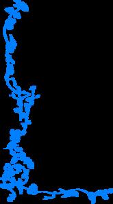 blue border 3 clip art at clker com vector clip art online