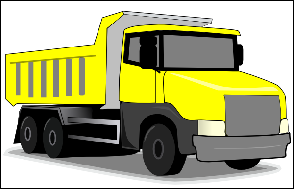clipart truck - photo #7