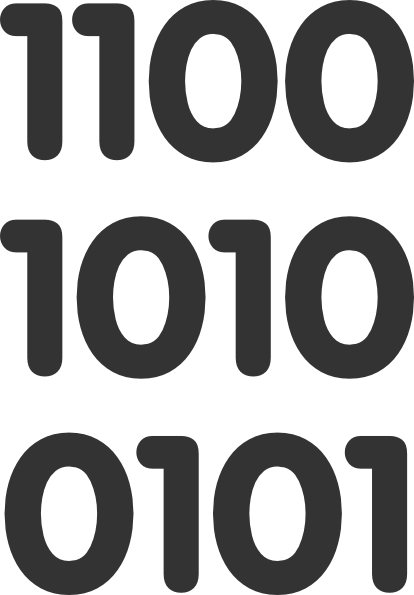 binary icon png - photo #18