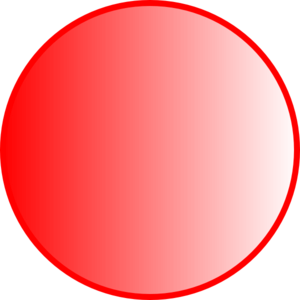 Red Sphere Clip Art