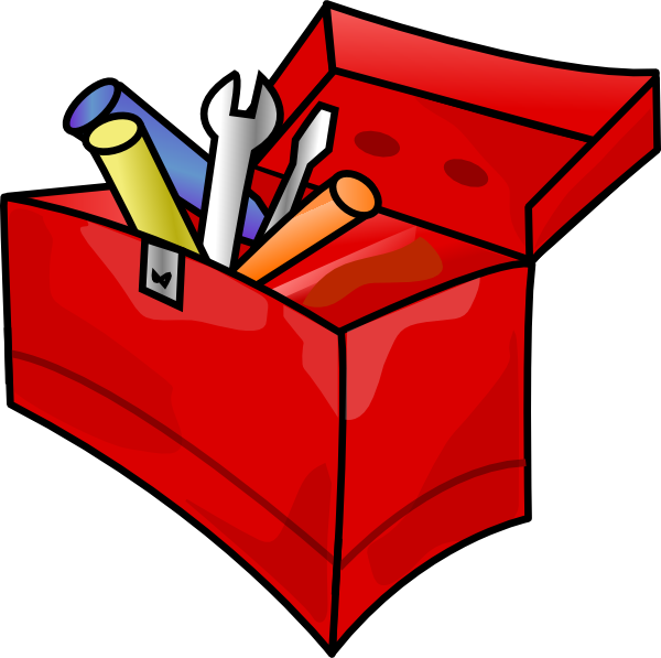 Toolbox Clip Art At Vector Clip Art Online