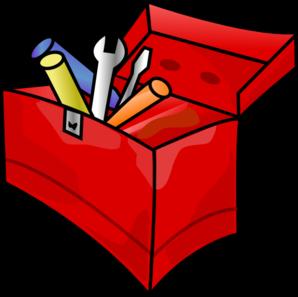 Toolbox Clip Art at Clker.com - vector clip art online, royalty free ...