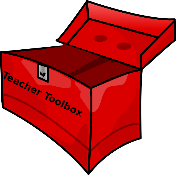 Teacher Toolbox Clipart