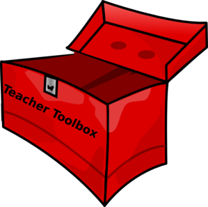 Teacher Toolbox Clip Art