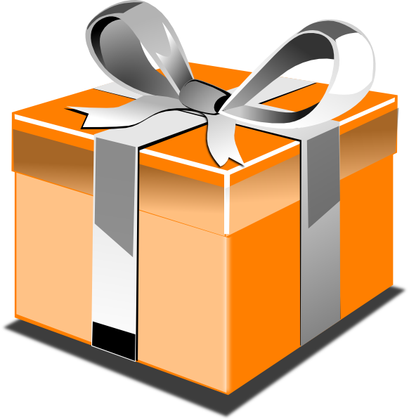 Gift Clip Art at Clker.com - vector clip art online, royalty free ...