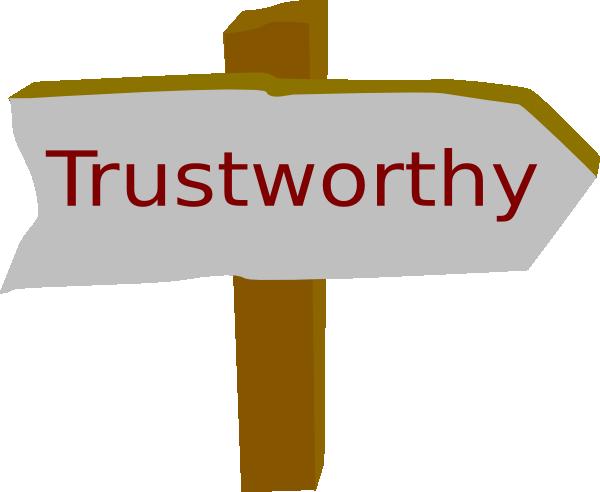 Trustworthy Clip Art at Clker.com - vector clip art online ...