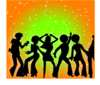 Invatation Party Clip Art