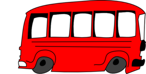 Get On The Bus2 Clip Art