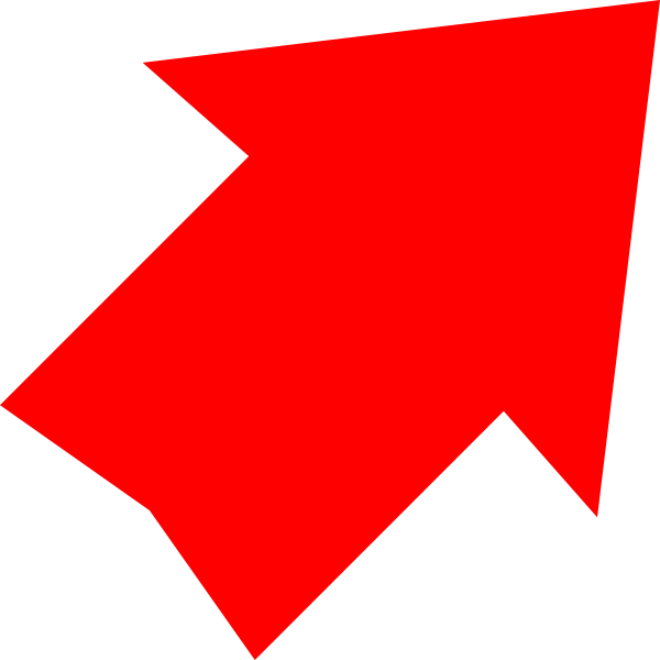 clipart red arrow - photo #12