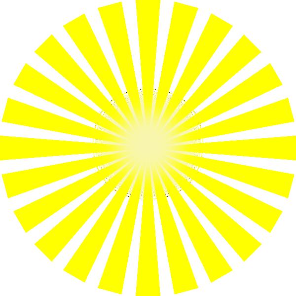 Sun Rays Star Burst Clip Art at Clker.com - vector clip ...