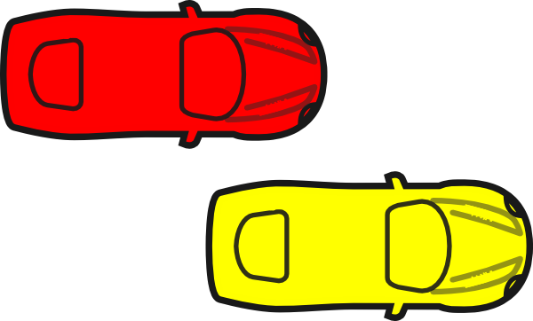 how to draw a small car