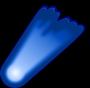 Comet Clip Art at Clker.com - vector clip art online, royalty free ...
