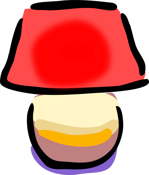clipart lamp - photo #14