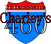 Interstate Charley Clip Art